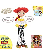"""Disney Toy Story 4 - Signature Collection - Jessie The Yodeling Cowgirl 14"""" Figurine"""