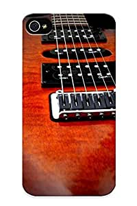 New Shockproof Protection Case Cover For Iphone 4/4s/ Guitars Macro Electric Guitars Godin Case Cover