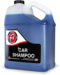 product image for Adam's Car Shampoo Gallon - pH Best Car Wash Soap For Snow Foam Cannon, Foam Gun, Car Soap Wash For Pressure Washer & 5 Gallon Wash Bucket Kit | Powerful Safe Spot Free Car Cleaning Liquid Auto Detergent | Safe On Car Wax & Ceramic Coating