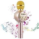 Best Bluetooth Microphones - Wireless Karaoke Microphone, InThoor Professional Portable Bluetooth Handheld Review