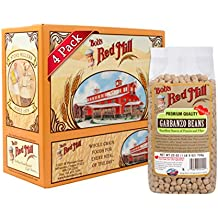 Bob's Red Mill Garbanzo Beans, 25-ounce (Pack of 4)