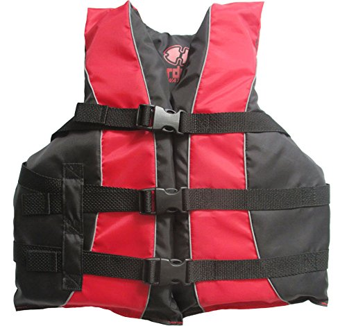 Hardcore Water Sports High Visibility USCG Approved Life Jackets for The Whole Family
