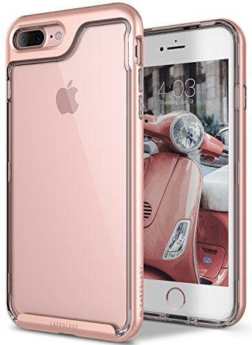 Caseology Skyfall Transparent Resistant Protection
