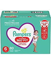 Diapers Size 4 - Pampers Cruisers Disposable Baby Diapers