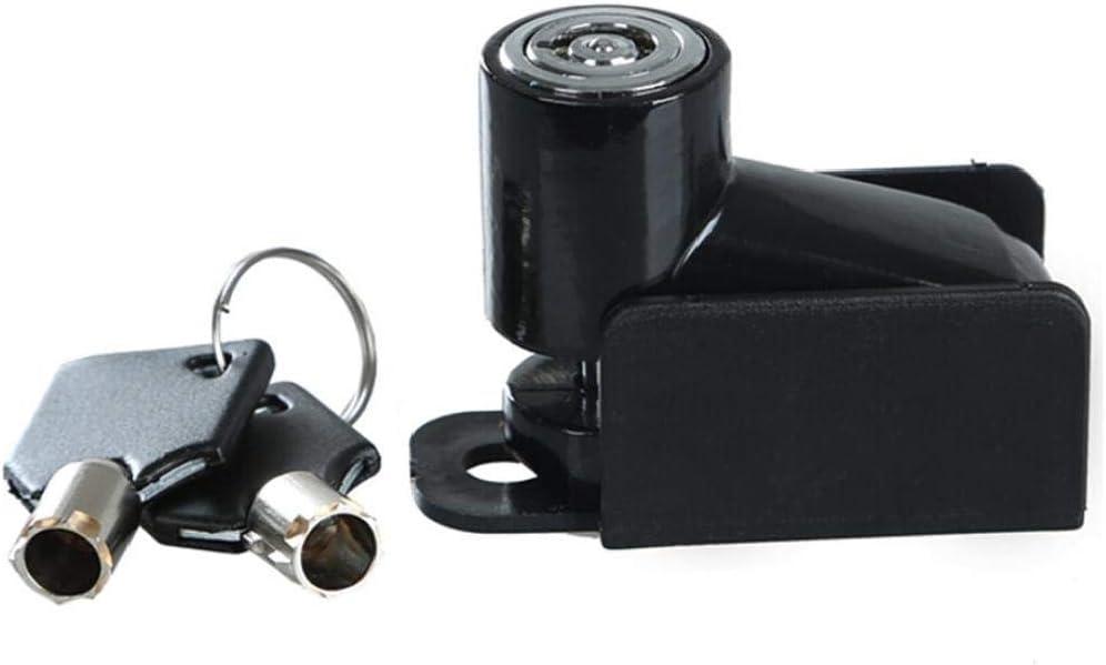 blau und rot KSTE Scheibenbremse Sperre 1 PC-Motorrad-Roller-Fahrrad-Anti-Diebstahl-Disc Brake Lock Sicherheit Alarmierungssystem