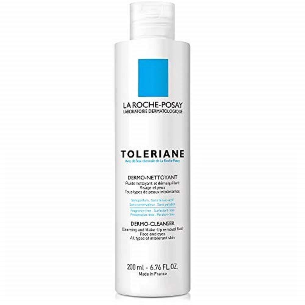 La Roche-Posay Toleriane Dermo Cleanser and Makeup Remover, 6.76 Fl Oz