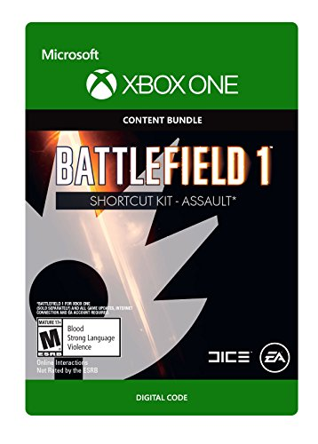 Battlefield 1: Shortcut Kit: Assault Bundle - Xbox One Digital Code