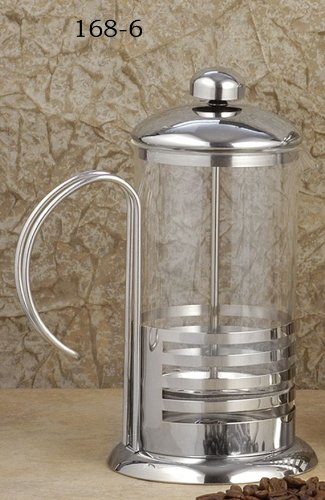 Amazon.com: EG & H 168 – 6 3-Cup French Press: Kitchen & Dining