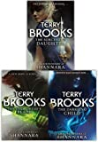 The Defenders of Shannara Series Terry Brooks 3 Books Collection Set (The High Druids Blade, The Darkling Child, The Sorcerers Daughter)