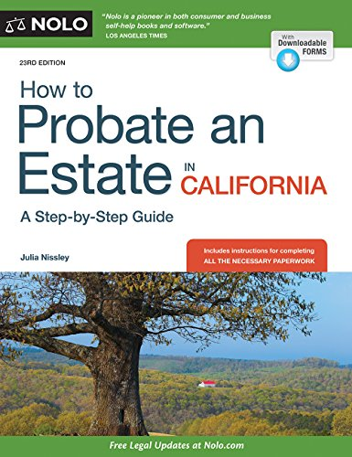 1413322190 - How to Probate an Estate in California