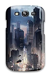 linJUN FENGHot Tpu Cover Case For Galaxy/ S3 Case Cover Skin - Halo 5: Guardians