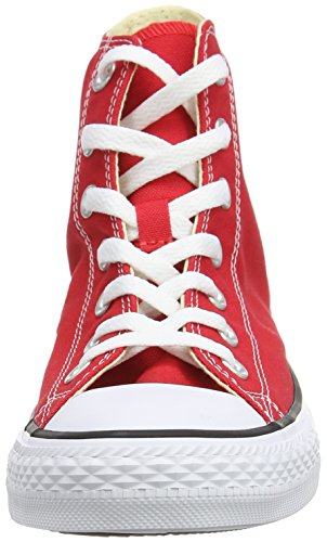 Star Adulte Chuck Mode Hi All Rouge Converse Taylor Mixte Baskets wtxq88vg