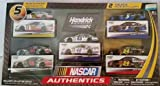NASCAR Authentics - 5 Car Set