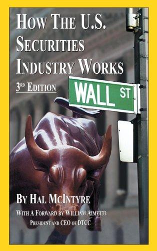 How the U.S. Securities Industry Works pdf epub