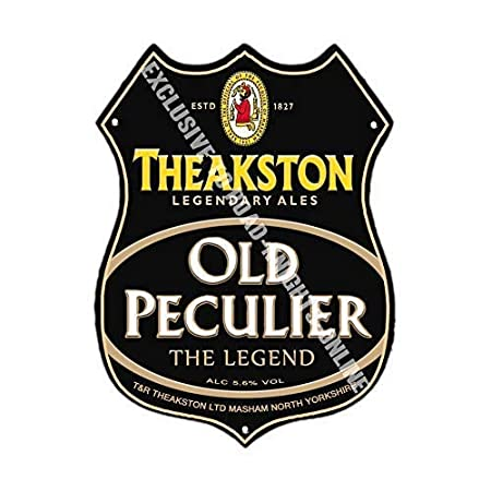 Theakston Antigua Peculiar Bar Anuncio Cerveza Antigua Pub ...