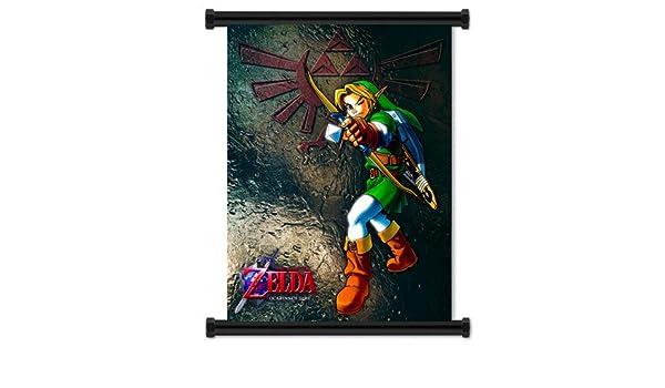 Legend of Zelda Ocarina of Time juego de desplazamiento de ...