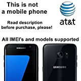 AT&T USA Factory Unlock Service for Samsung Mobile Phones - All IMEI`s Supported - Feel the Freedom