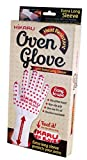 Hikaru Oven Glove with Extra Long Sleeve - Heat Resistant