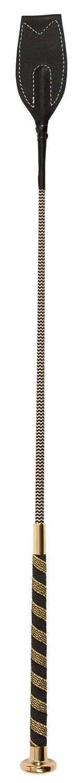 Kerbl Riding Crop 325997, Jumping Whip, 65cm Gold