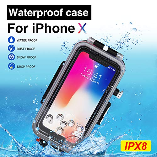 promo code 01a8a 1033d Best waterproof case for iPhone X series | Snorkel Around The World