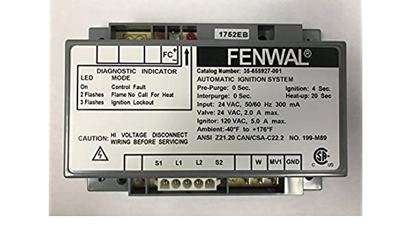 Fenwal Ignition Module 35 655921 001 Wiring Diagram Diagramrh39fomlybe: Fenwal Ignition System Wiring Diagram At Gmaili.net