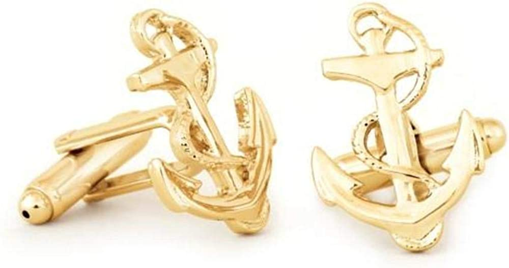 Anchor Cuff Links