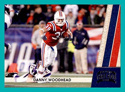 2011 Panini Threads #88 Danny Woodhead NEW ENGLAND PATRIOTS