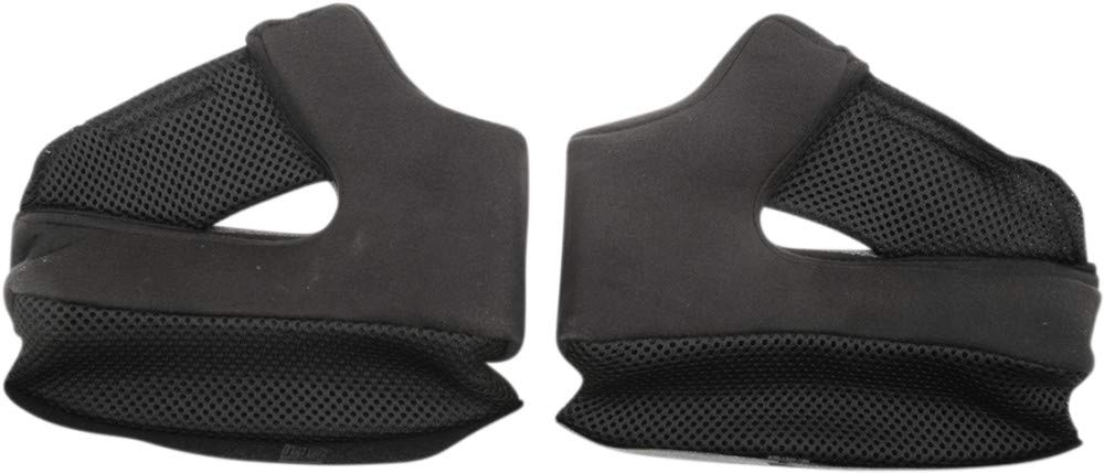 Biltwell CP-LAN-BLK-33 - Almohadillas divisor para casco de ...
