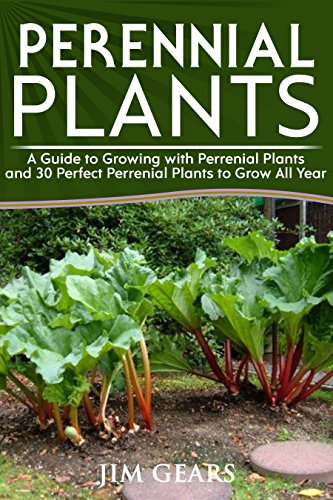 Perennial Plants: Grow All Year Round With Perrenial Plants, Vegetables, Berries, Herbs, Fruits, Harvest Forever, Gardening, Mini Farm, Permaculture, Horticulture, Self Sustainable Living Off Grid. by [Gears, Jim]