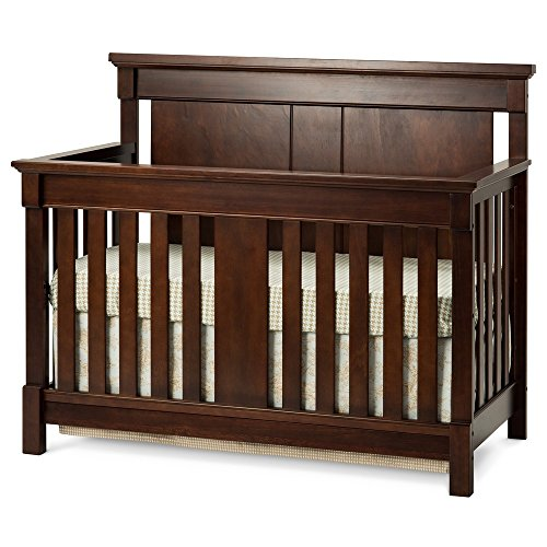 Childcraft Bradford 4-in-1 Convertible Crib- Select Cherry