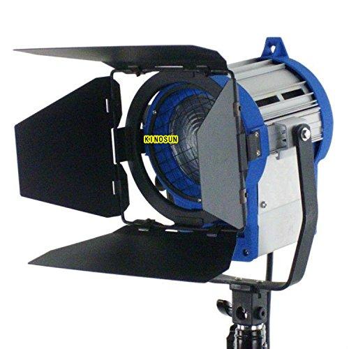 KINOSUN PRO 650w Fresnel Tungsten Spotlight Light + Bulb Studio Vedio Film ()
