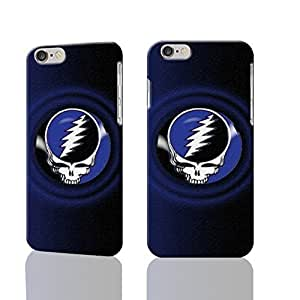 Grateful Dead American Rock Band 3D Rough Iphone 5C Case Skin, fashion design image custom Iphone 5C - 5.5 inches , durable Iphone 5C hard 3D Iphone 5C , Case New Design By Codystore