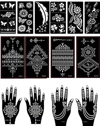 9ba7741491e42 Best Henna Tattoos - Buying Guide | GistGear
