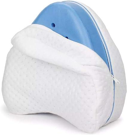 leg pillow Cuscino Per Gambe Memory Foam Supporto Ortopedico