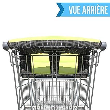Monsieur Bébé ® Protege Carro para niños, compras proteccion ...