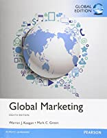 Global Marketing, 8th Global Edition Front Cover