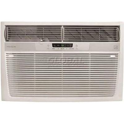 Frigidaire FRA122CV1 12,000 BTU 115-Volt Window-Mounted Compact Air Conditioner with Mechanical Controls