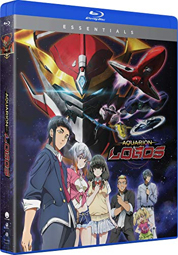 Aquarion Logos: Season Three [Blu-ray]