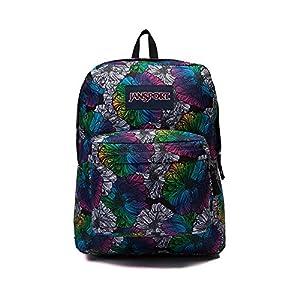 Jansport Superbreak Backpack - Multi Ombre Floral *New