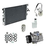 Saturn Vue A/C Compressors & Components - Universal Air Conditioner KT 1950A A/C Compressor/Component Kit
