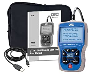 OTC 3111 OBD II, CAN and ABS Scan Tool