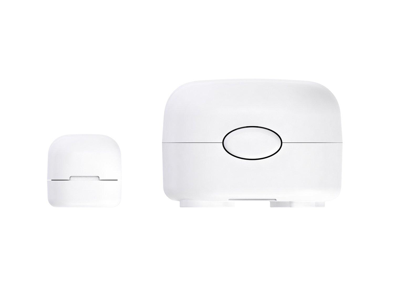 Aeotec Door // Window Sensor Gen5 Capteur de s/écurit/é Aliment/é par Batterie Z-Wave Plus on//Off D/étecteur Magn/étique