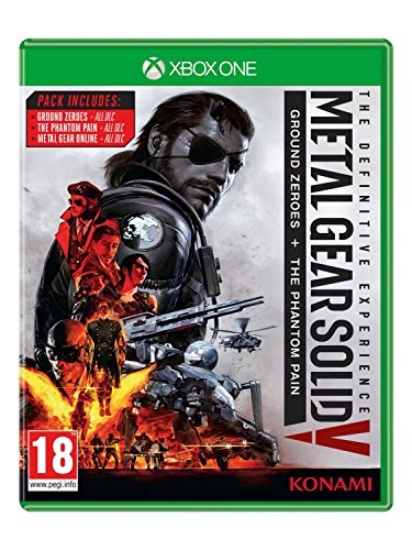 Metal Gear Solid Definitive Experience Xbox product image