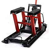 Hydraulic Foot Operated 1500lb Motorcycle or ATV