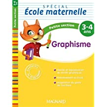 Graphisme ps 3/4 ans special ecole matern