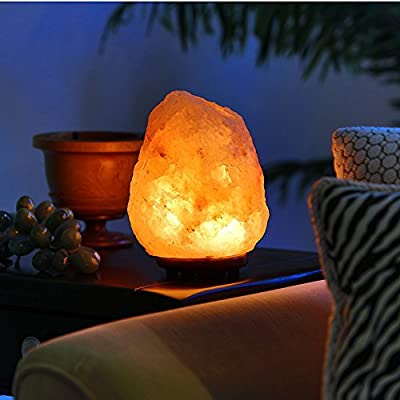 Del Himalaya sal Natural fuego con palisandro indio tallado Plus ...