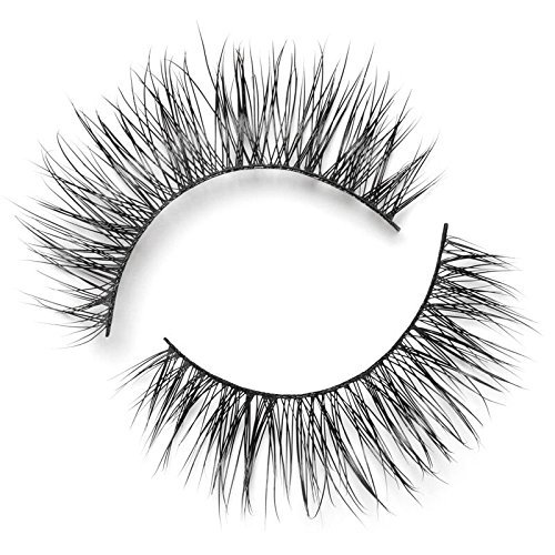 Lilly Lashes Lite Mink Diamonds | False Eyelashes | Natural Look and Feel | Mink | Stackable & Reusable | Non-Magnetic | 100% Handmade & Cruelty-Free (Best False Lashes For Prom)