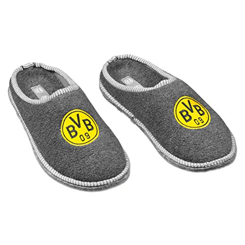 Bvb Borussia Feltro Pantofole In Dortmund qwaKB6IU