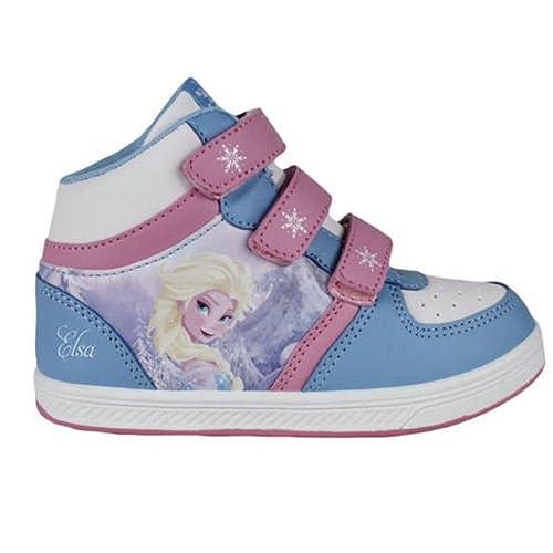 Frozen, Sneaker Bambine Blu Blu, Blu (Blu), 33 EU