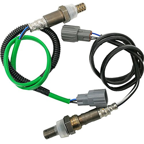 Price comparison product image Amrxuts 2Pcs 234-9011 234-4446 Upstream Downstream O2 Oxygen Sensor for 2002 Subaru Impreza 2.0L